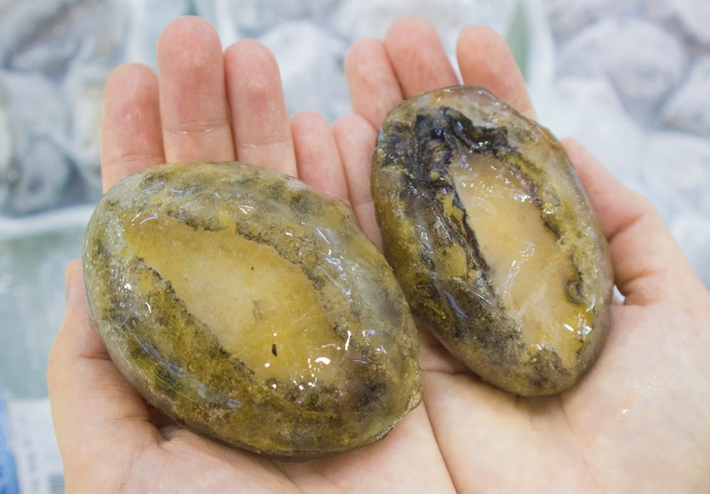 bào ngư 10 - 12 con / kg