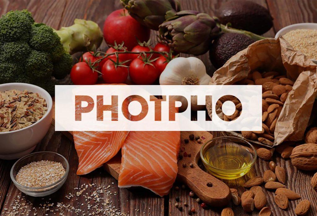 Bạch tuộc chứa nhiều Photpho